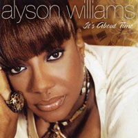 picture of the album It's About Time by Alyson Williams