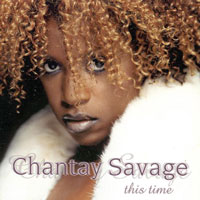 picture of the album This Time by Chantay Savage