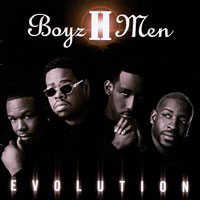 picture of the album Evolution by Boyz II Men