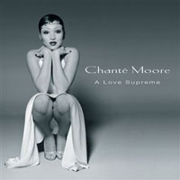 picture of the album A Love Supreme by Chanté Moore
