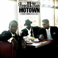 picture of the album Motown - Hitsville USA by Boyz II Men