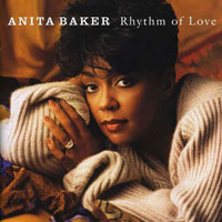 picture of the album Rhythm Of Love by Anita Baker