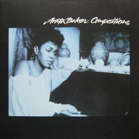 picture of the album Compositions by Anita Baker