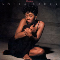 picture of the album Rapture by Anita Baker
