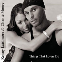 picture of the album Things That Lovers Do by Chanté Moore