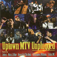 picture of the album Uptown MTV Unplugged by Jodeci