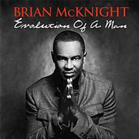 picture of the album Evolution Of A Man by Brian McKnight
