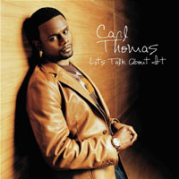 picture of the album Let's Talk About It by Carl Thomas