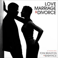 picture of the album Love Marriage & Divorce by Babyface