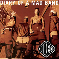 picture of the album Diary Of A Mad Band by Jodeci