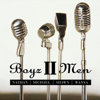 picture of the album Nathan, Michael, Shawn, Wanya by Boyz II Men