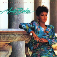picture of the album Giving You The Best That I Got by Anita Baker