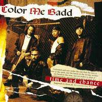 picture of the album Time And Chance by Color Me Badd