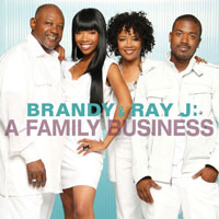 picture of the album Brandy & Ray J - A Family Business by Brandy