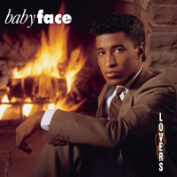picture of the album Lovers by Babyface