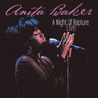 picture of the album A Night Of Rapture - Live by Anita Baker