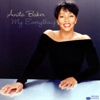 picture of the album My Everything by Anita Baker