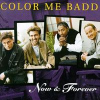 picture of the album Now & Forever by Color Me Badd
