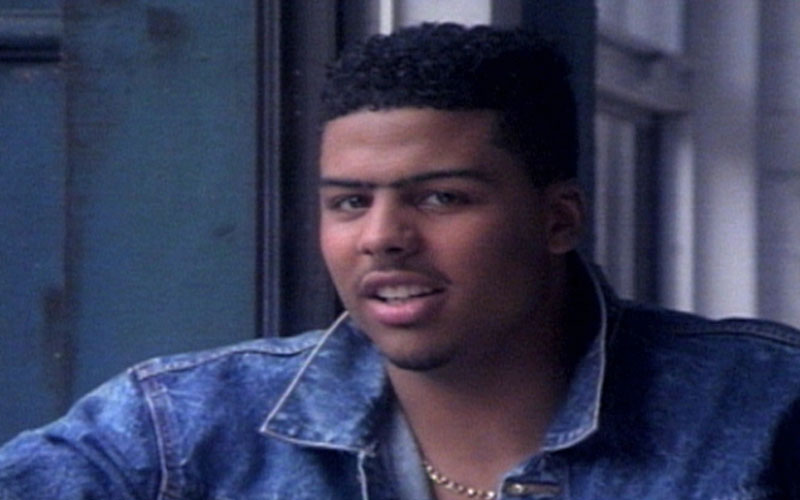 Photo of al b. sure!