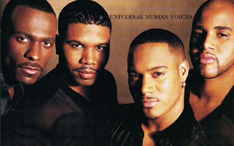 Photo of 90's R&B artist U.N.V.