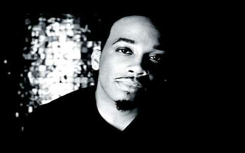 Photo of 90's R&B artist Rahsaan Patterson