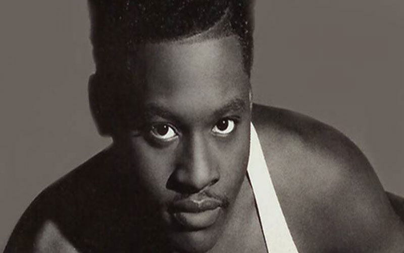 picture of johnny gill