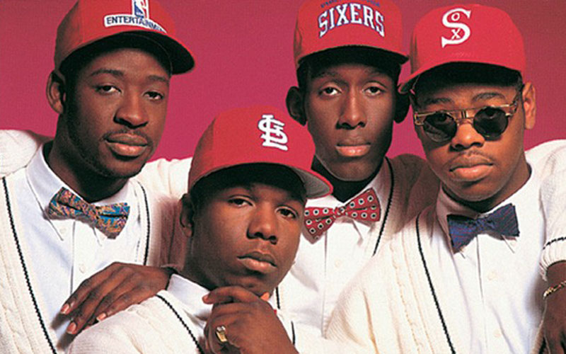 Photo of boyz II men