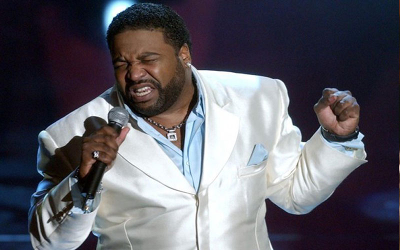 Photo of 90's R&B artist Gerald LeVert
