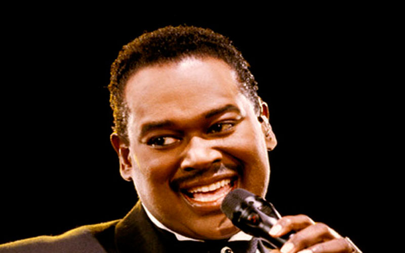 picture of luther vandross