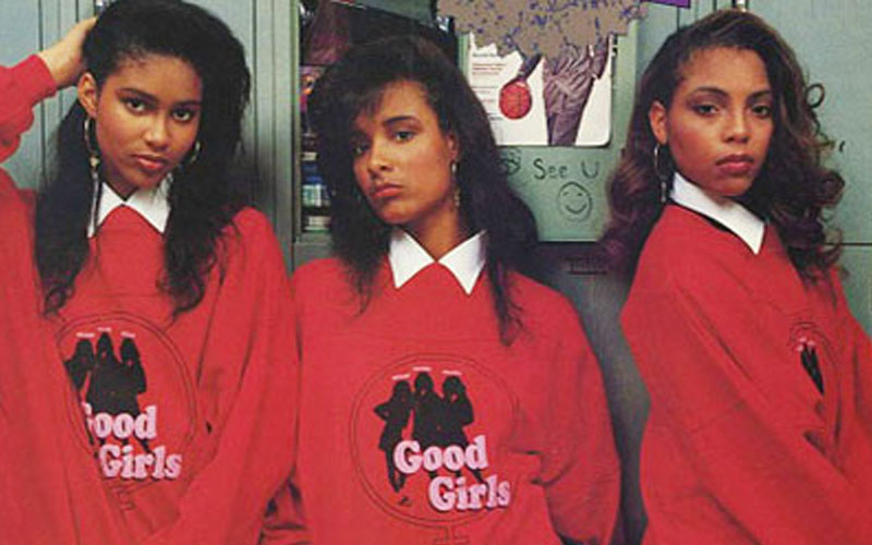 Photo of 90's R&B artist The Good Girls