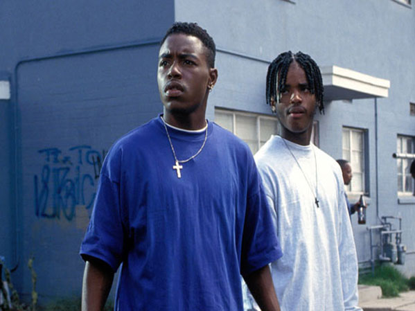 photo of the movie menace II society