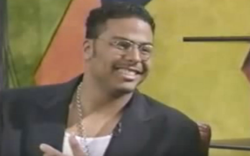 Image still of the music video Al B. Sure! Interview on Video LP by al b. sure!