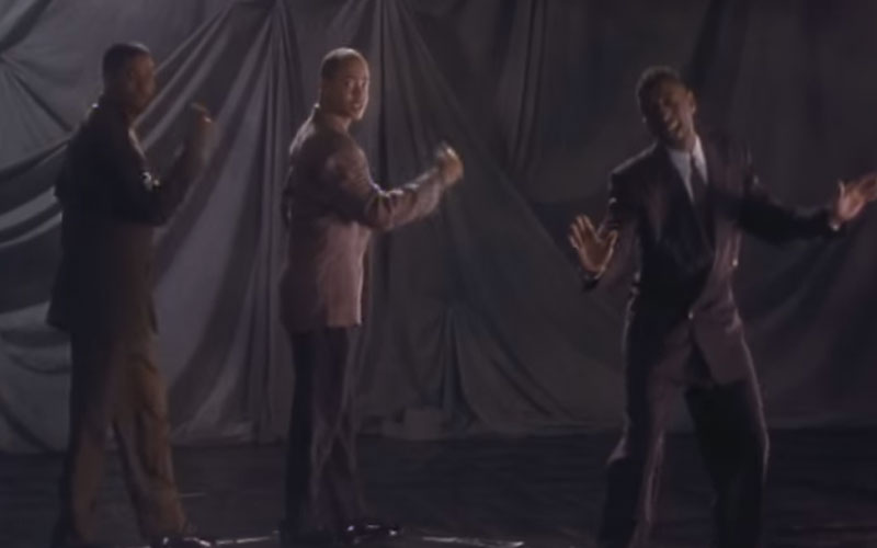 Image still of the music video ready or not by after 7