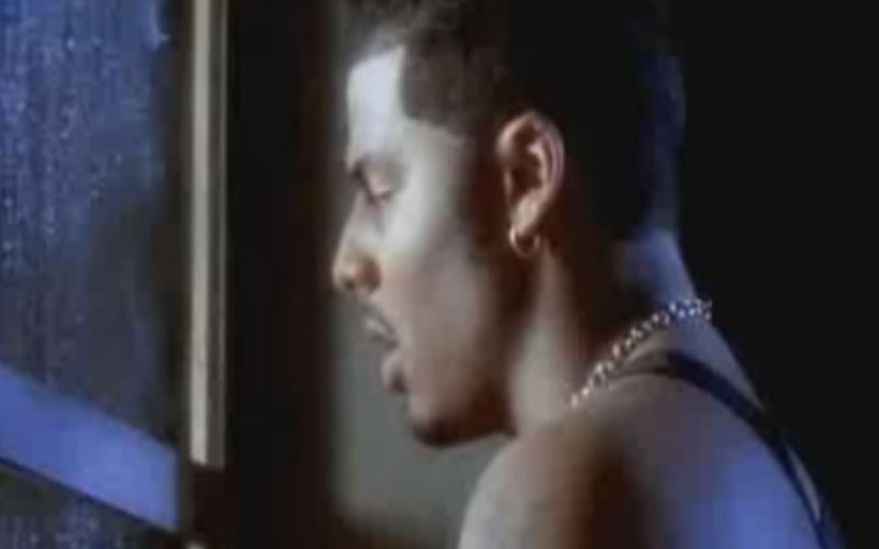 Image still of the music video right now by al b. sure!