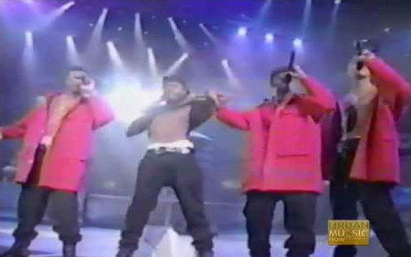 Image still of the music video Forever My Lady (live) by jodeci