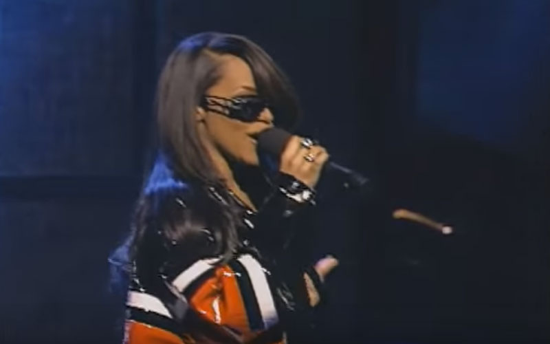Image still of the music video if your girl only knew (LIVE) by aaliyah