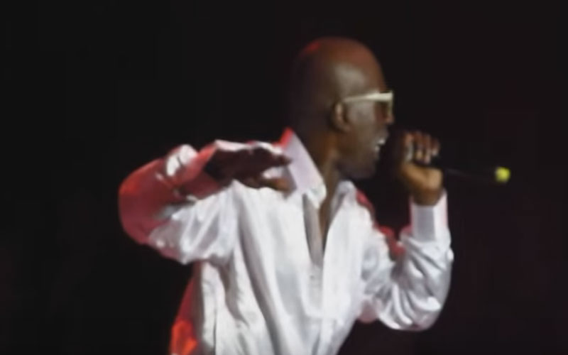 Image still of the music video piece of my love (LIVE) by aaron hall