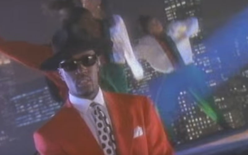 Image still of the music video don't be afraid by aaron hall