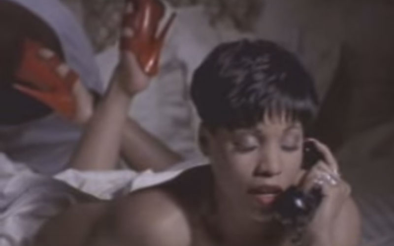 Image still of the music video freak like me (REMIX) by adina howard