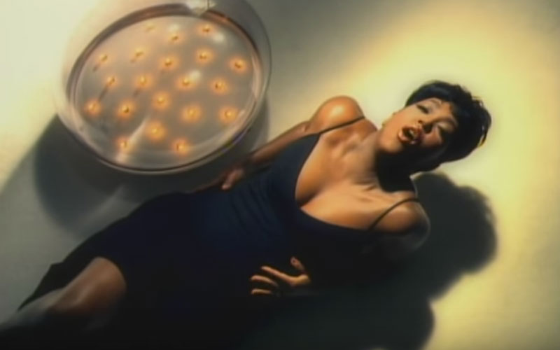 Image still of the music video body and soul by anita baker