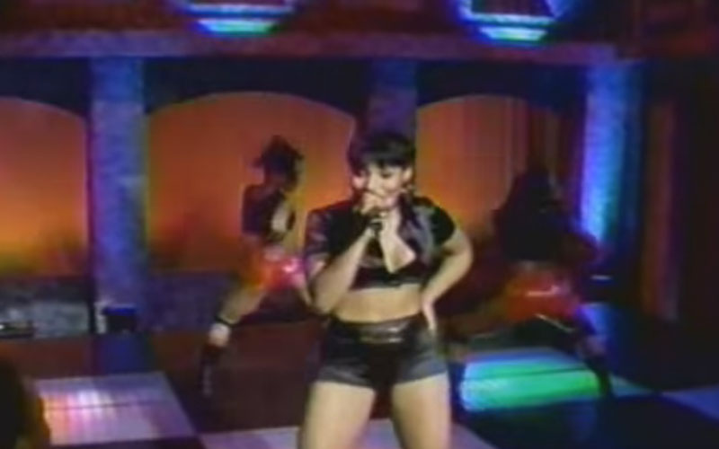 Image still of the music video freak like me (LIVE) by adina howard