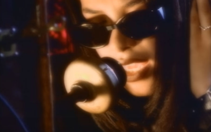 Image still of the music video at your best (you are love) by aaliyah