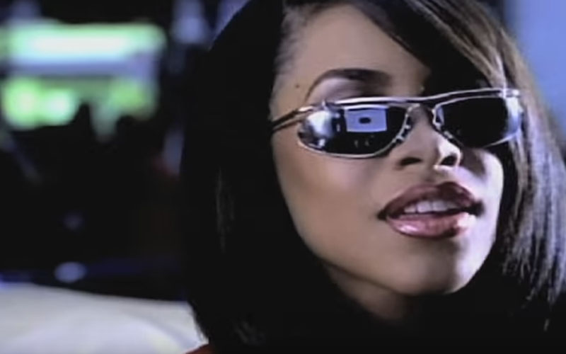 Image still of the music video got to give it up by aaliyah