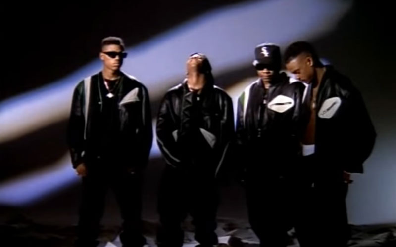 Image still of the music video come and talk to me by jodeci