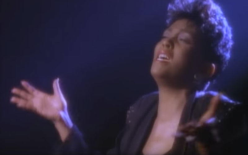 Image still of the music video Fairly Tales by anita baker