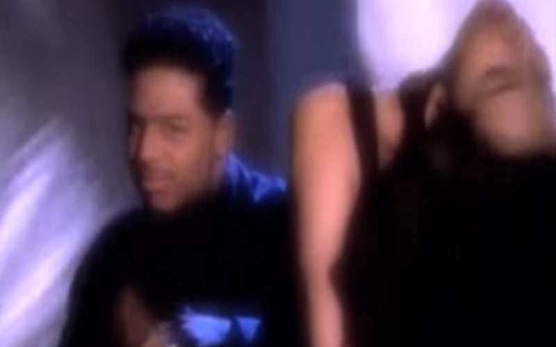 Image still of the music video had enuf? by al b. sure!
