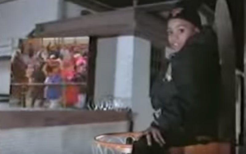 Image still of the music video Playground by another bad creation
