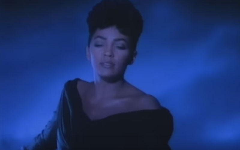 Image still of the music video Soul Inspiration by anita baker