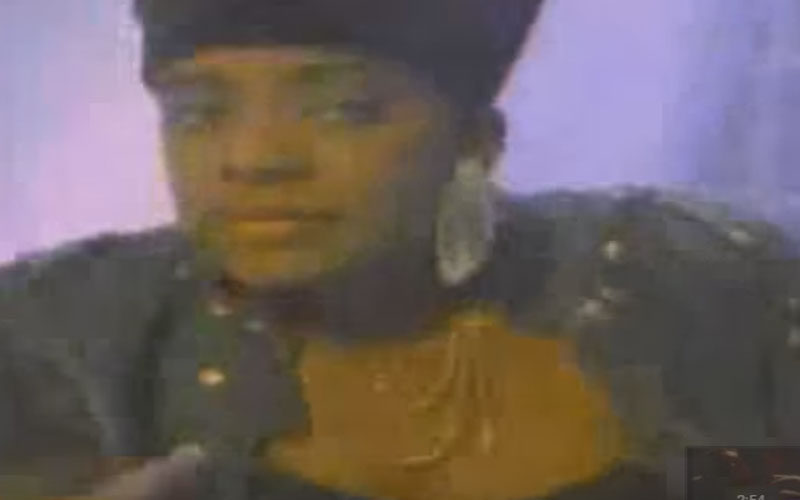 Image still of the music video I Need Your Lovin' by alyson williams